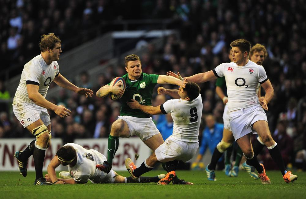 Six Nations 2014: Why the numbers only tell half the story about Ireland legend Brian O'Driscoll