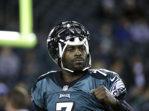 Fan vents fury at wrong club for Michael Vick signing