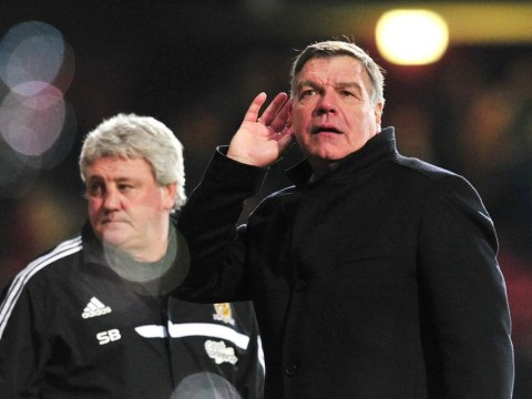 We won, how can you boo us? West Ham boss Sam Allardyce stunned by Hammers fans' reaction after beating Hull