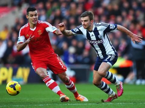 Liverpool prepare to challenge Manchester United for Southampton's Dejan Lovren