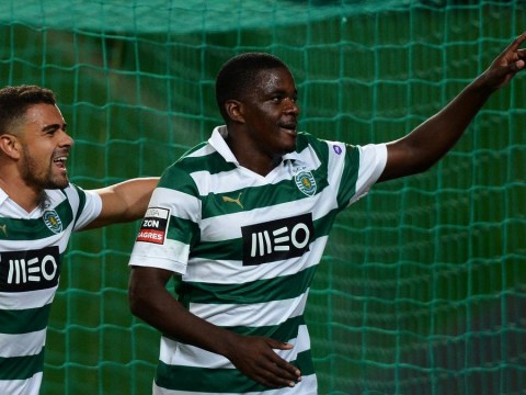 David Moyes receives a boost as Sporting Lisbon star William Carvalho says he would love Manchester United transfer