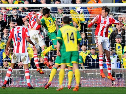 Another two points dropped by Norwich City as Mark Hughes' Stoke dig in
