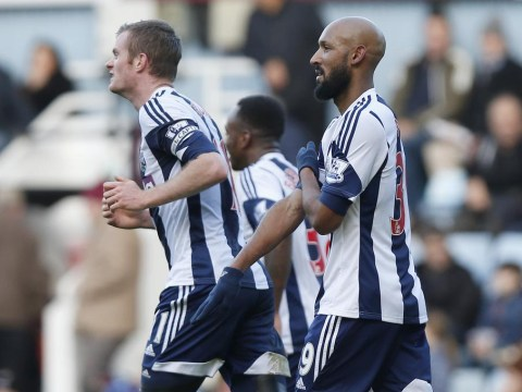 Nicolas Anelka is no loss to West Bromwich Albion