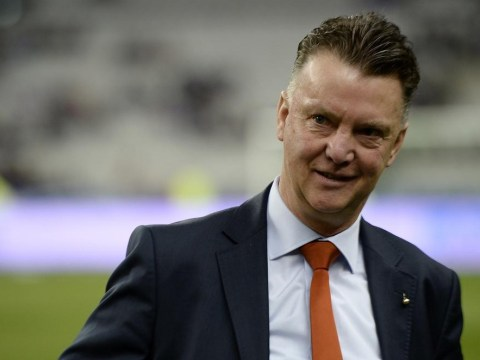 Louis Van Gaal again admits he wants Premier League job to pile pressure on Tottenham's Tim Sherwood and Manchester United's David Moyes