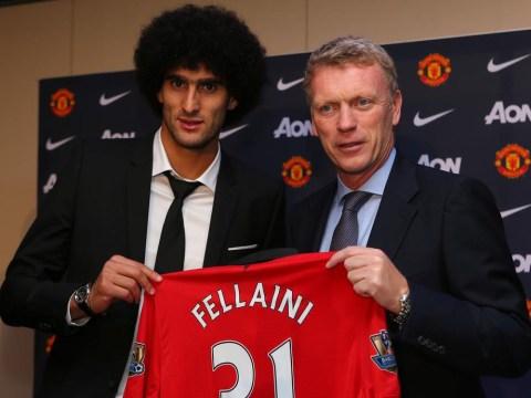 Marouane Fellaini's failings mirror David Moyes' Manchester United misery