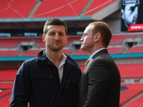 Carl Froch: George Groves must be paranoid to demand foreign officials for rematch