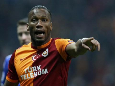 Didier Drogba admits nerves over Stamford Bridge comeback ahead of Galatasaray clash