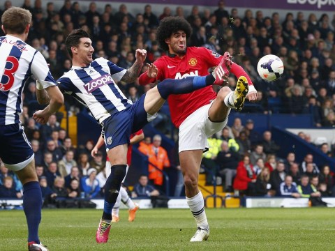 Is Marouane Fellaini starting to come good for Manchester United?