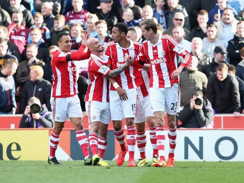 Want to know the secret to Stoke City's success? Check out the midfield!