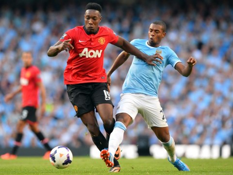 Manchester derby: Fernandinho taunts United ahead of Old Trafford clash
