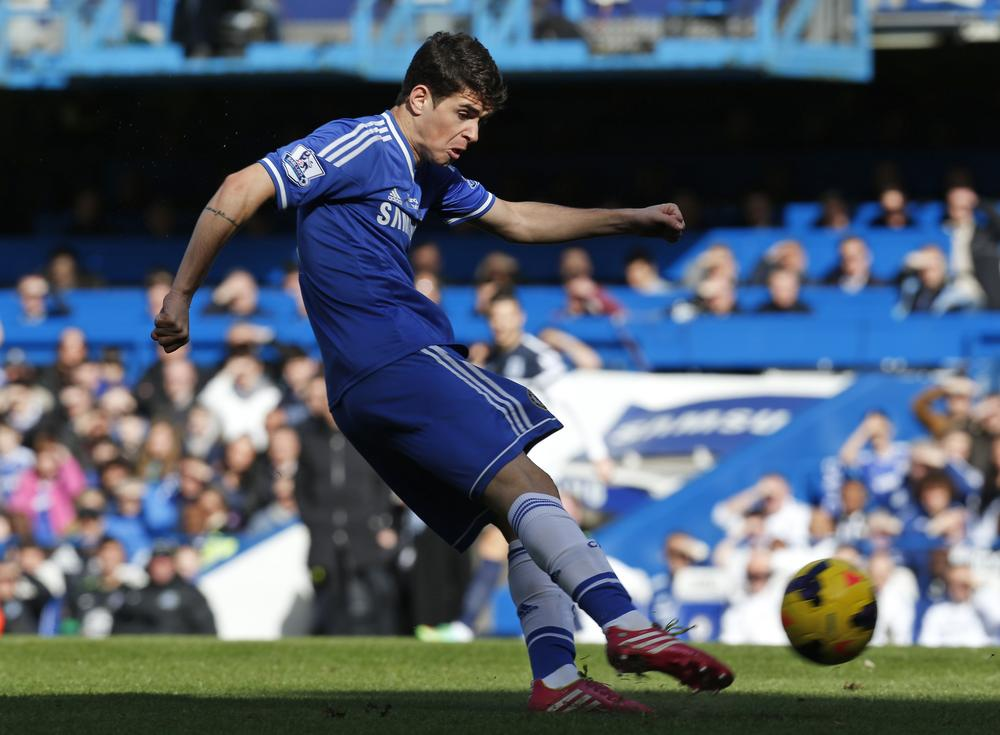 Paris St-Germain, Barcelona and Monaco to offer huge money for Chelsea playmaker Oscar