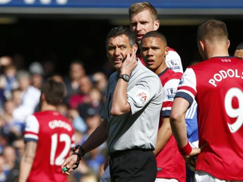 Andre Marriner handed Premier League reprieve with Southampton v Newcastle tie despite Arsenal howler