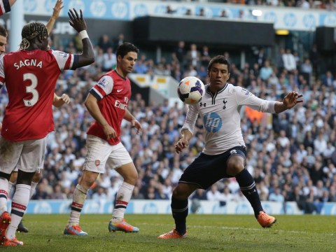 Paulinho uncomfortable with Spurs role under Tim Sherwood