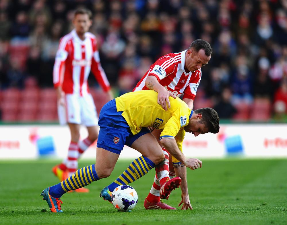 'Sickening' Stoke continue to demonstrate why Arsenal and the rest of the league hate them
