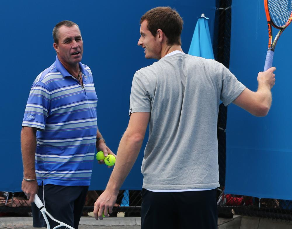 Ivan Lendl says he wants to work on 'new projects' as split from Andy Murray is announced