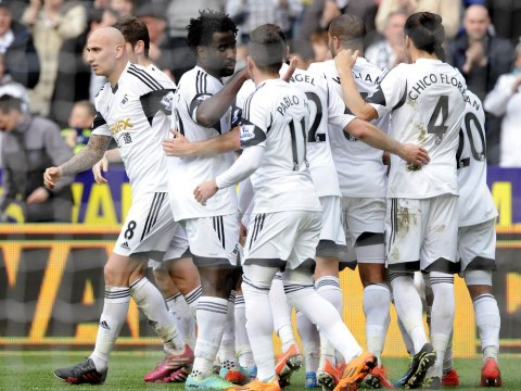 Class tells as Swansea City edge towards Premier League safety with victory over Norwich