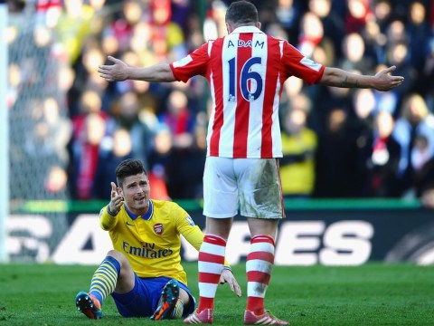 Ban for Charlie Adam is good news – but not for Arsenal