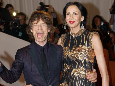 Mick Jagger takes comfort in wearing stage outfits designed by late girlfriend L'Wren Scott