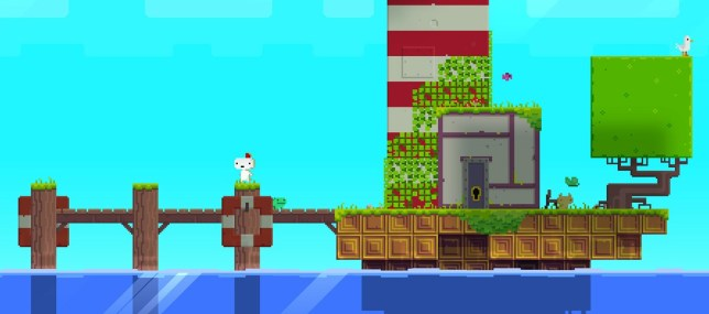 FEZ (PS4) - a new dimension in indie gaming