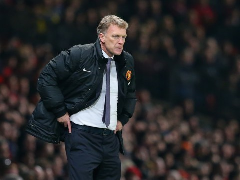 When will angry Manchester United fans finally turn on David Moyes?