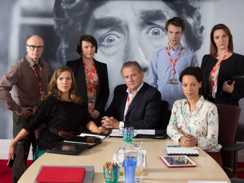 W1A walks fine line in making BBC management look like buffoons but is lovingly done