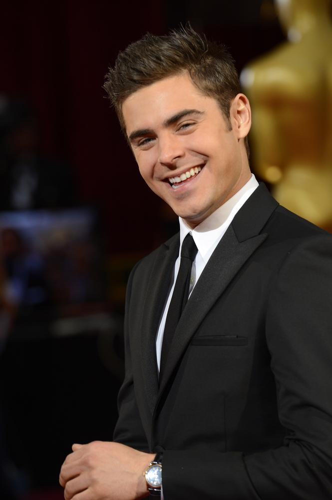 Forget about the Star Wars Episode 7 rumours: Zac Efron wants a High School Musical 4
