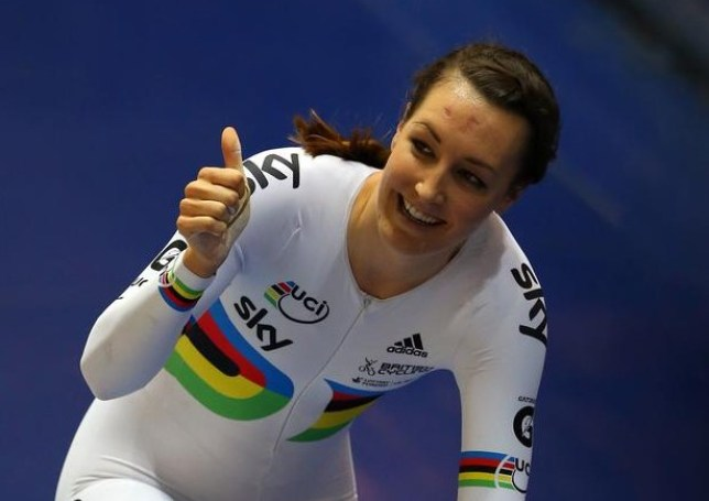 Dani King gives the thumbs-up (Picture: Getty Images)