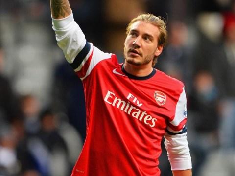 Clubs think I'm a 'psycho', admits Arsenal forward Nicklas Bendtner
