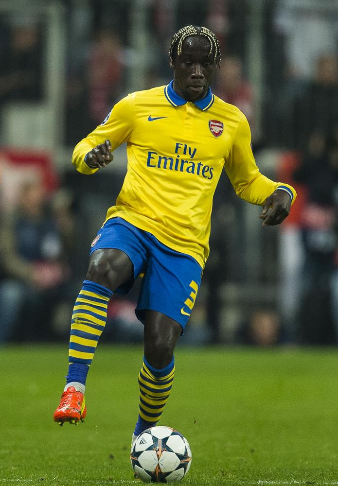 Bacary Sagna set for showdown talks over Arsenal future as Inter Milan and Galatasaray hover