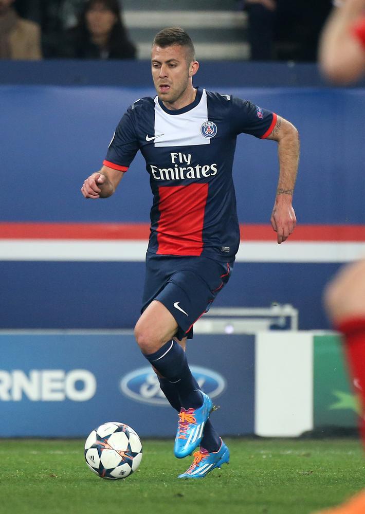 Arsenal and Liverpool transfer target Jeremy Menez hints at Italian return after Paris Saint-Germain exit