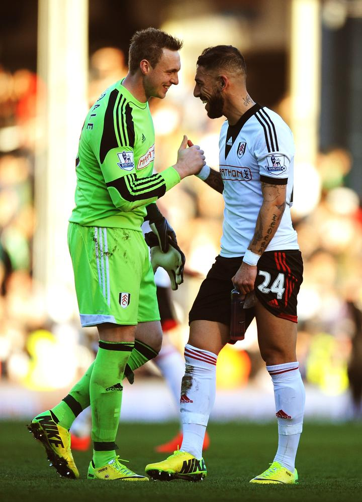 Fulham find new hope as David Stockdale inspires win over Newcastle