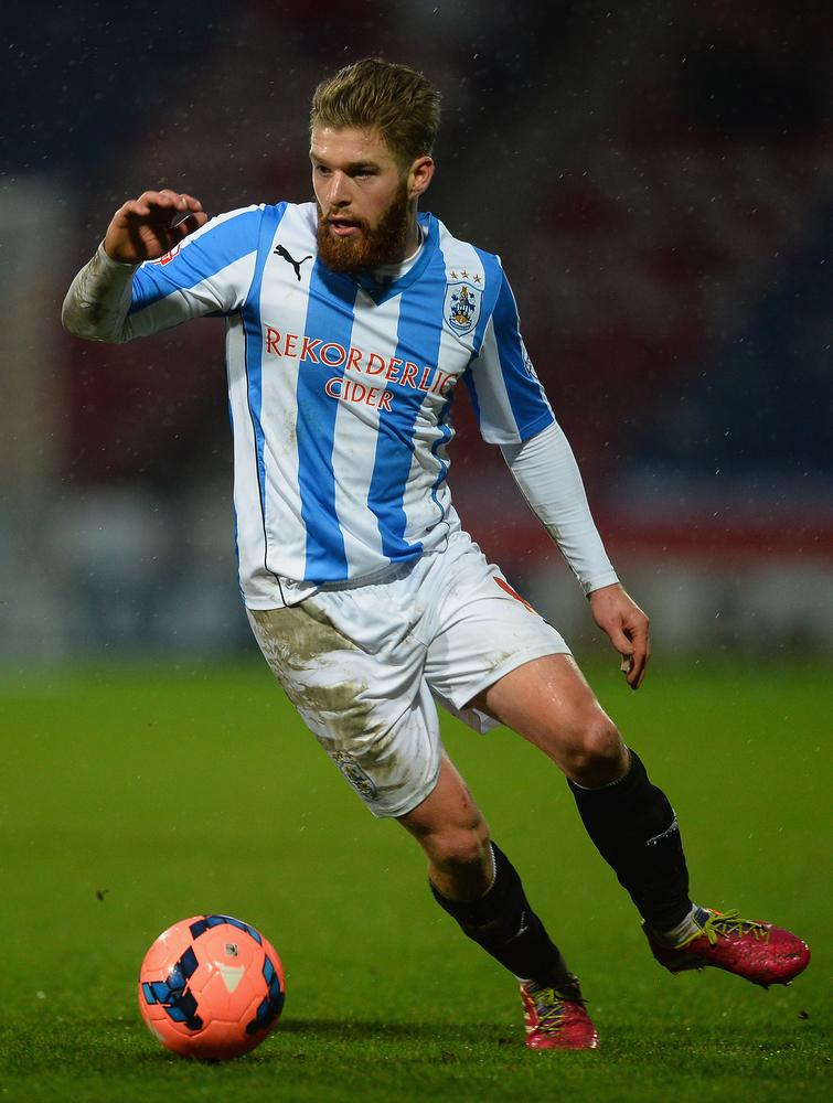 The King of Beards Adam Clayton can give Huddersfield Town a winning mentality