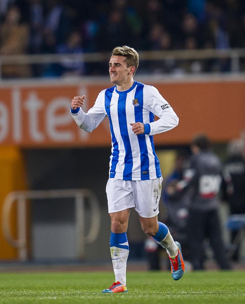 Arsenal are keen on Real Sociedad star Antoine Griezmann, confirms Arsene Wenger