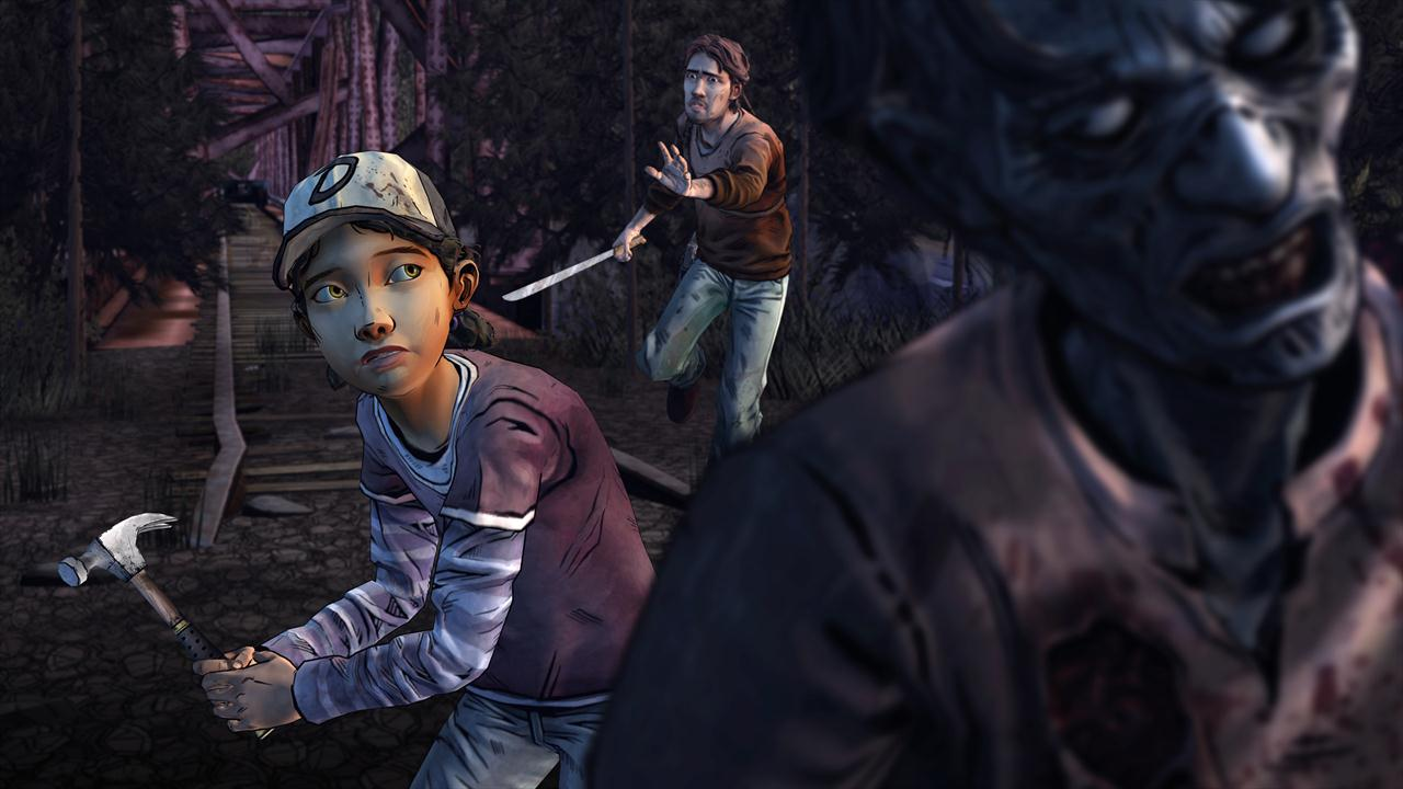 The Walking Dead: Season Two – Episode 2 (PC) - fighting zombies is the least of Clemy's problems