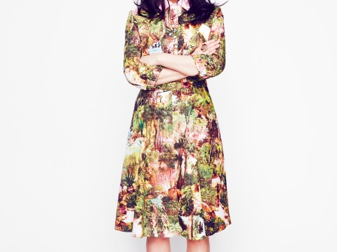 Spring 2014 fashion: From Carven to Sisley, how to wear tropical with style