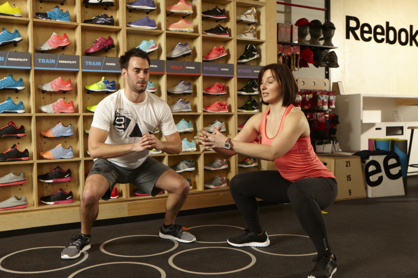 Reebok Fit Club, week one: Three ways to shake up your exercise regime