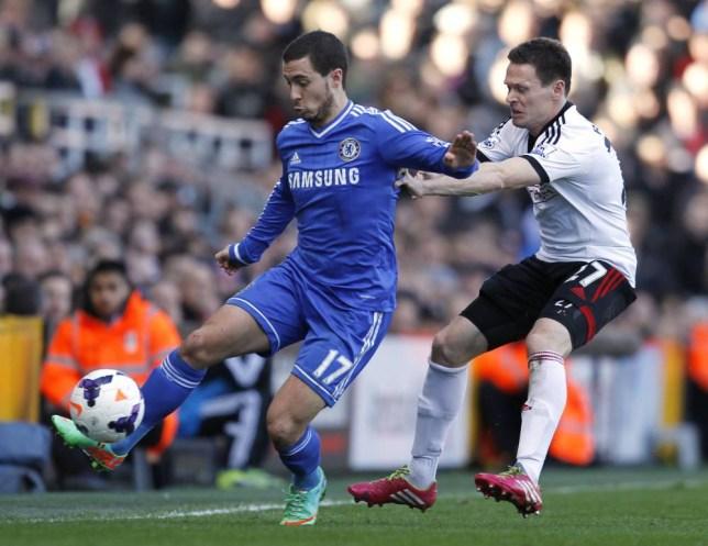Chelsea news: Eden Hazard pulls off audacious skill ...