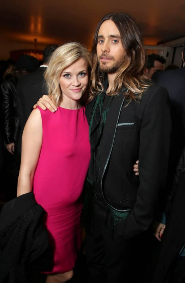 Reese Witherspoon sparks pregnancy rumours after showing off a rounder belly at pre-Oscars bash