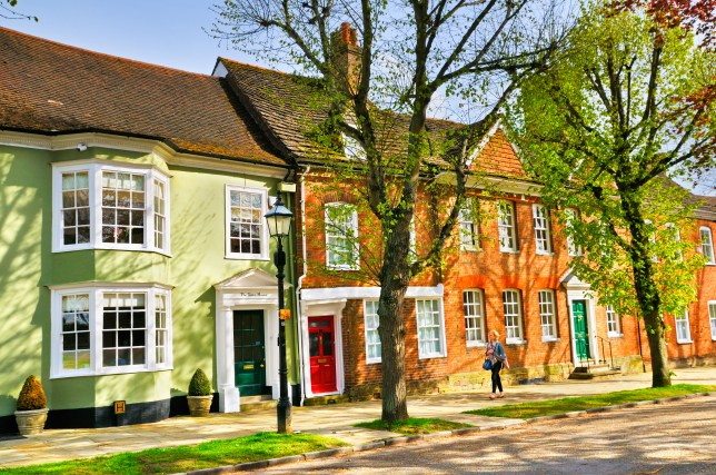 Property Horsham West Sussex A Market Town That Gets The