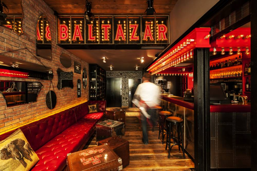 Baltazár has rooms inspired by Keith Haring and Vivienne Westwood (Picture: supplied)