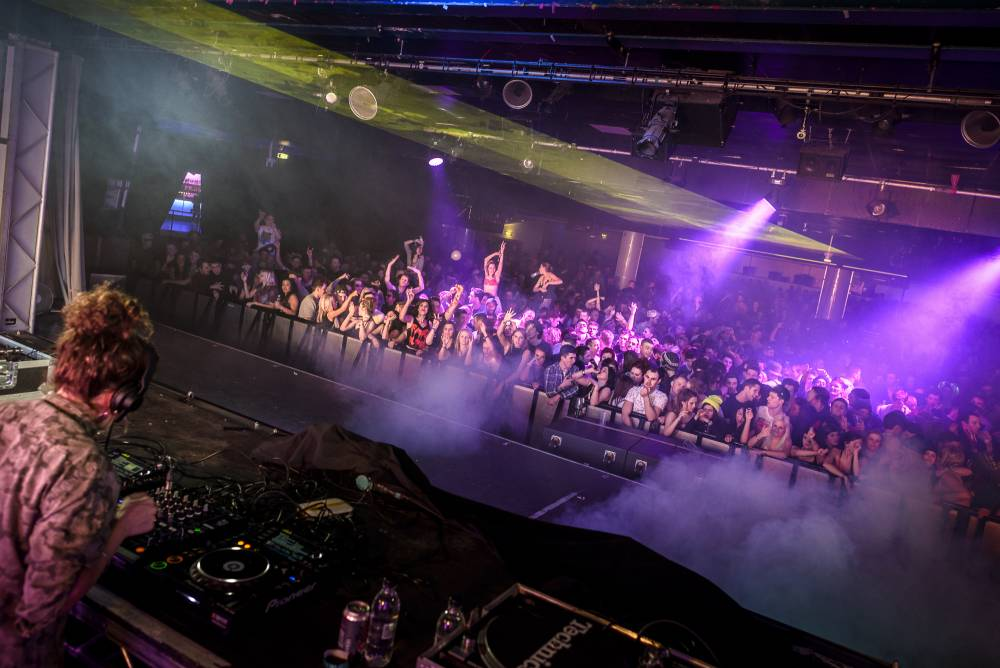 Club night Bugged Out celebrates 20 years on the dance scene with DJs Eclair Fifi and Erol Alkan