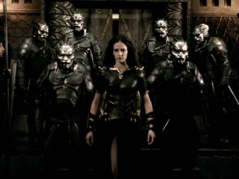 300: Rise Of An Empire is all leather underwear and 'fierce' mascara