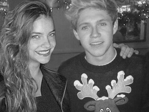 Look away now ladies: One Direction's Niall Horan is off the market after reuniting with Barbara Palvin