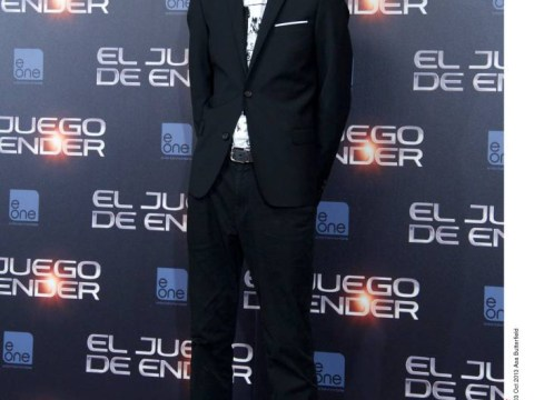 Asa Butterfield: Ender's Game shows how bullying can suddenly make people snap