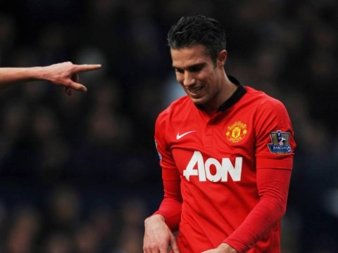 Robin van Persie 'wants Arsenal return as Manchester United exit looms'
