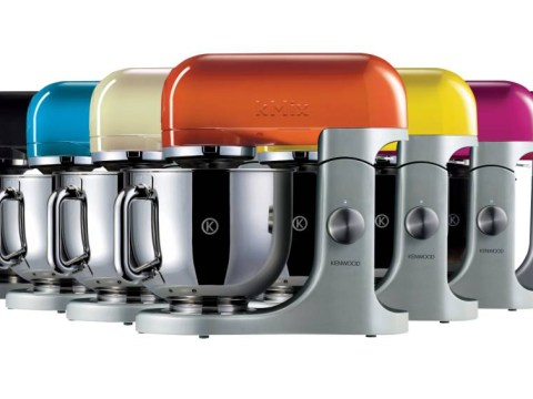 Win a Kenwood kMix mixer in Metro's recipe competition