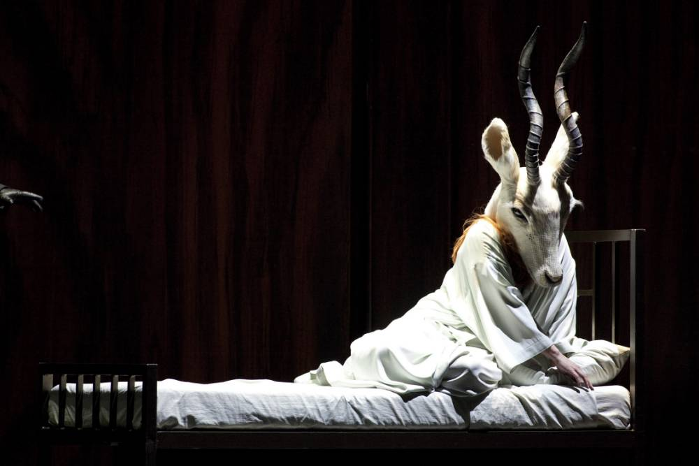 Soprano Emily Magee: I faced great questions of mortality and motherhood for Die Frau ohne Schatten