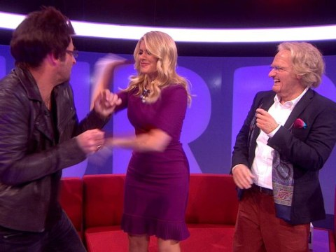 Watch Holly Willoughby get royally pranked on Ant and Dec's Saturday Night Takeaway