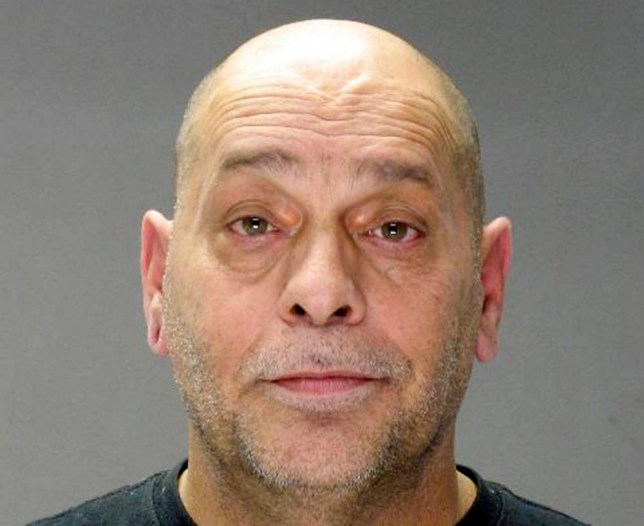 This undated image provided by the Clay County, Minn., Jail shows Timothy Jay Vafeades. Federal charges have been filed against Vafeades, a Utah trucker accused of keeping sex slaves in his semitrailer for months at a time.  (AP Photo/Clay County Jail)