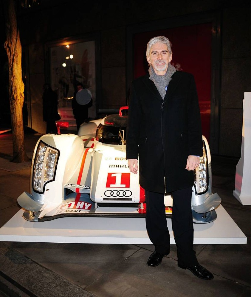 Damon Hill: I had no 'feud' with Michael Schumacher – I competed against him to win